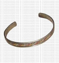 Brass-cupper bracelet2