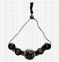 Auspicious conch bracelet1