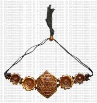 Sri-Yantra bracelet