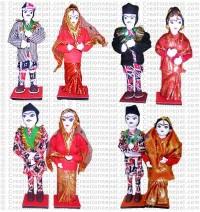 Nepali bride and bride-groom