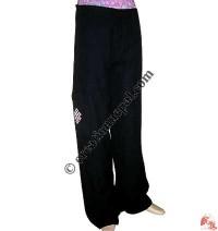 Shama cotton pant5