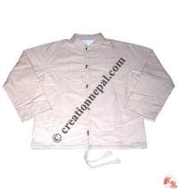 Shama plain simple jacket2