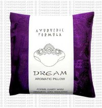 Aromatic dream pillow