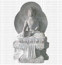 Shakyamuni Buddha2 - 11.5'' stone statue