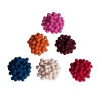 1.5 cm diameter felt balls (packet of 1000 balls)