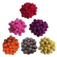 2 cm diameter felt balls (packet of 1000 balls)