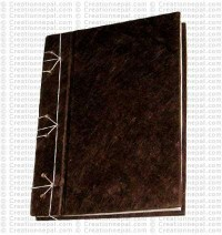 String binding small notebook01