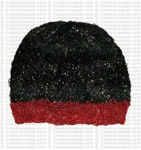 Crochet hemp cap1