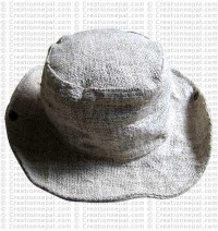Hemp Safari hat1