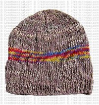 Hemp-cotton crochet hat12