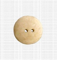Plain round button3 (packet of 10)