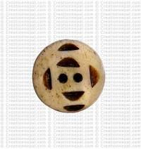 Round small button 2 (Packet of 10)
