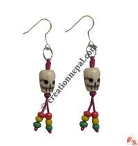 Skull Earring