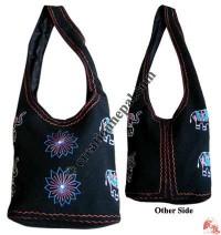 Embroidered BTC Lama bag15