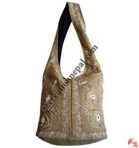 Embroidered BTC Lama bag17