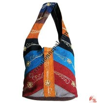 Embroidered BTC Lama bag20