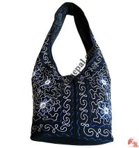 Embroidered BTC Lama bag21