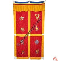 Astamangala polyester door-curtain3