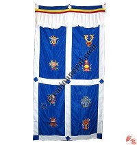 Astamangala polyester door-curtain6