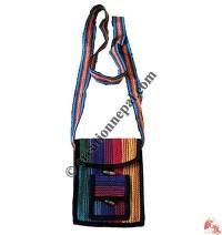 Gheri simple passport bag