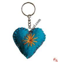 Heart shape key-ring