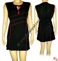 Shama cotton sleeveless top01