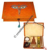 Meditation kit-Orange