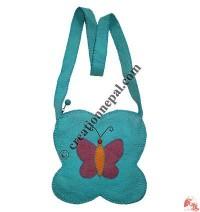 Butterfly felt bag3