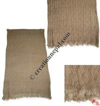 Nettle shawl