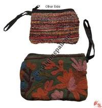 Kashmiri design coin purse2