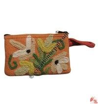 Kashmiri design tiny coin purse