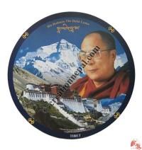 The Dalai Lama mouse pad