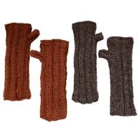 Plain woolen hand warmer