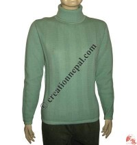 Ladies High-neck sweater2
