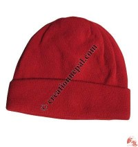 Pashmina reversible cap