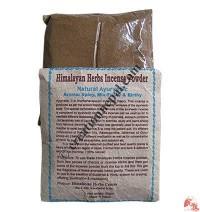 Natural Ayurvedic incense powder