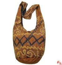 Embroidery design lama bag
