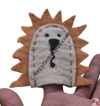 Cartoon finger puppet