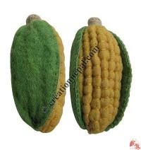 Felt corn