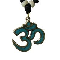 Medium size Sanskrit OM pendant