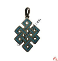 Small size Endless knot pendant