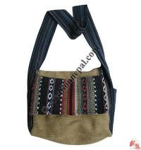 Gheri cotton shoulder bag