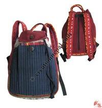 Gheri cotton string closure large bag