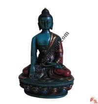 Small Buddha decorated Statue