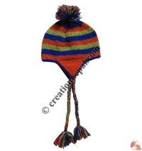 Woolen ear hat139