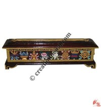 Large size wooden incense box