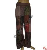 Jayapuri patch-work trouser 2