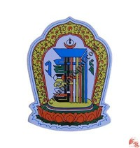 Kalachakra sticker (packet of 10)
