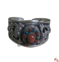 Multi-stone bangle2