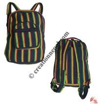 RASTA color Greri cotton back pack